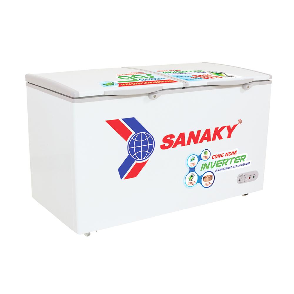 Tủ đông inverter 600 lít Sanaky VH-6699W3