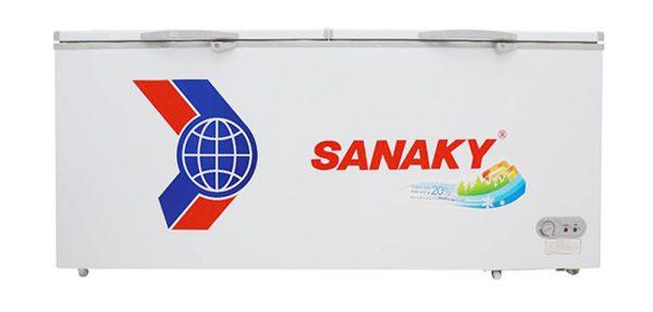Tủ đông Sanaky VH-8699HY dàn lạnh đồng