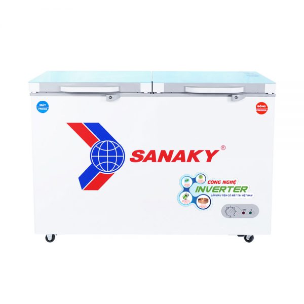Tủ đông Inverter Sanaky VH-4099W4KD