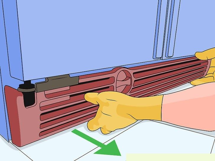 tủ lạnh bị chảy nước xử lý như thế nào 6