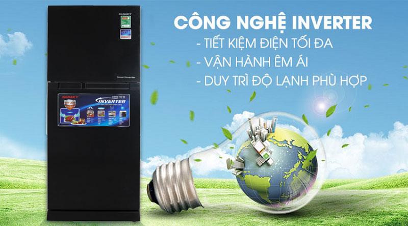 Tủ lạnh Inverter tiết kiệm bao nhiêu điện