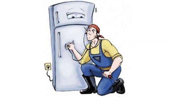 Tủ lạnh mới bị nóng hai bên có sao không