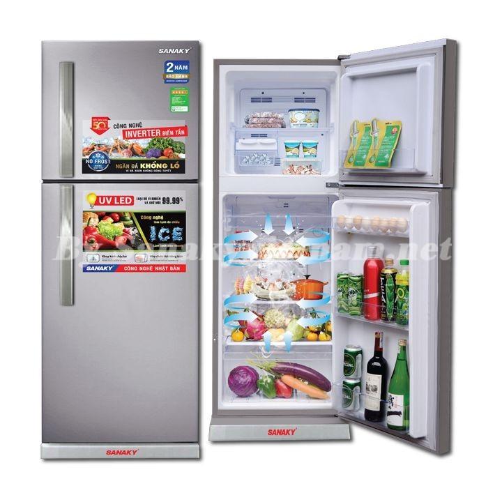 Tủ lạnh Sanaky VH-DS148HP