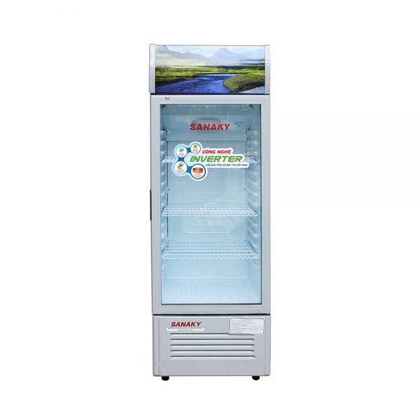 Tủ mát Sanaky inverter VH-168K3 dung tích 160 lít