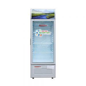 Tủ mát Sanaky inverter VH-218K3 dung tích 210 lít
