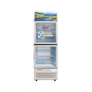 Tủ mát Inverter Sanaky VH-218W3 dung tích 210 lít