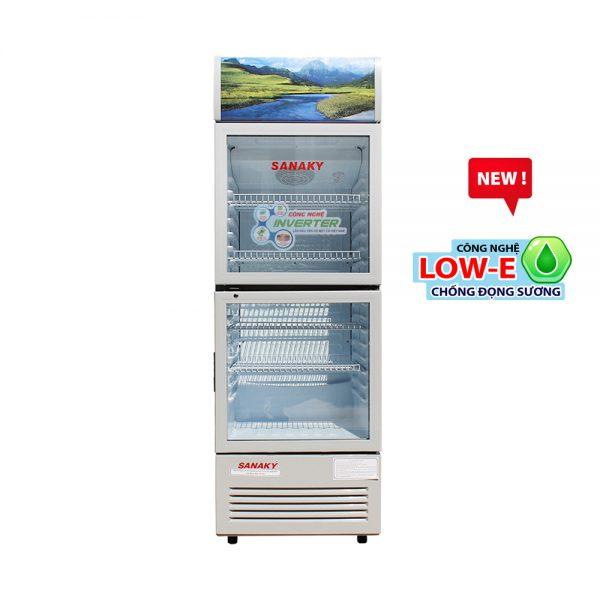 Tủ mát Inverter Sanaky VH-258W3L