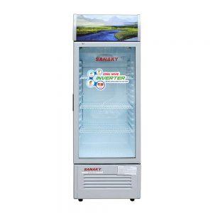 Tủ mát inverter Sanaky VH-358K3 dung tích 350 lít
