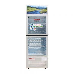 Tủ mát Inverter Sanaky VH-408W3