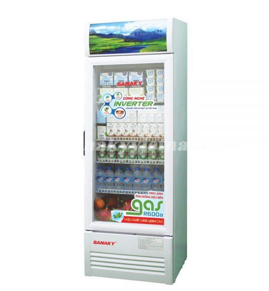 Tủ mát INVERTER Sanaky VH-309K3 siêu tiết kiệm điện