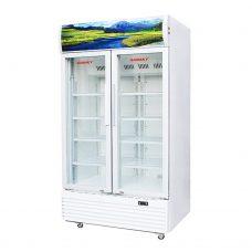 Tủ mát Sanaky VH-1209HP 2 cánh mở, dung tích 1200 lít, giàn lạnh đồng
