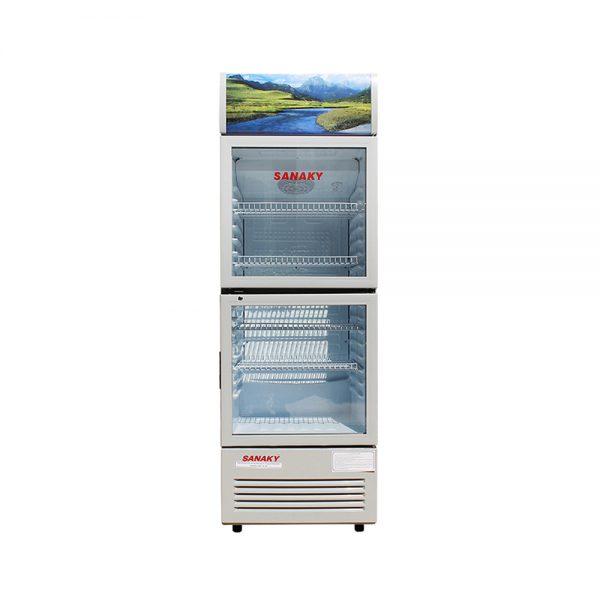 Tủ mát Sanaky VH-218W dung tích 210 lít