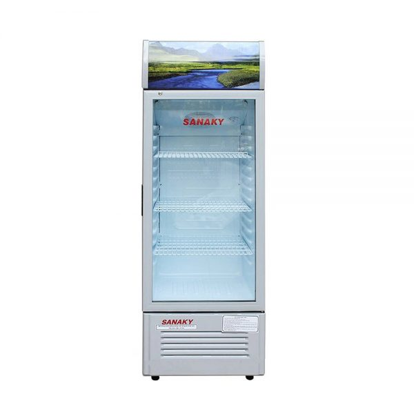 Tủ mát Sanaky VH-219K dàn lạnh đồng dung tích 210 lít