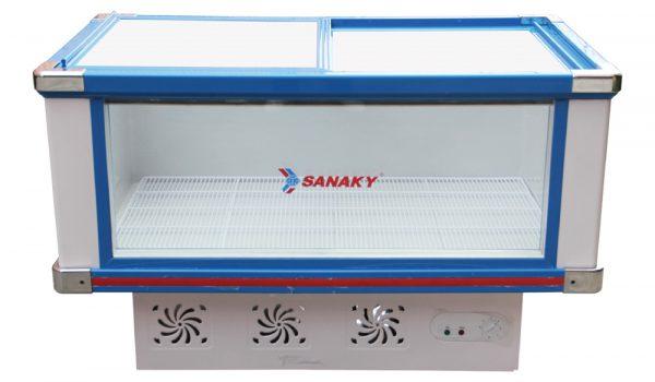 Tủ mat Sanaky VH-288K nằm ngang dung tích 280 lít