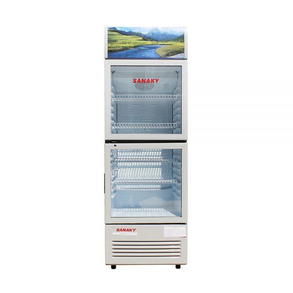 Tủ mát Sanaky VH-308W dung tích 300 lít