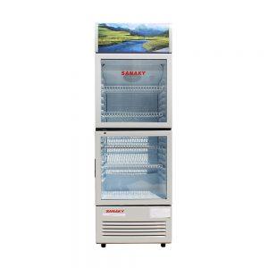Tủ mát Sanaky VH-359W dàn lạnh đồng
