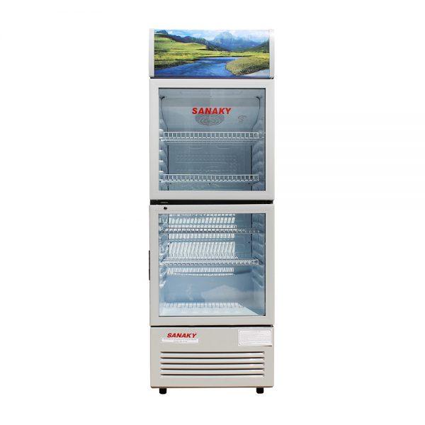 Tủ mát Sanaky VH-409W dàn lạnh đồng