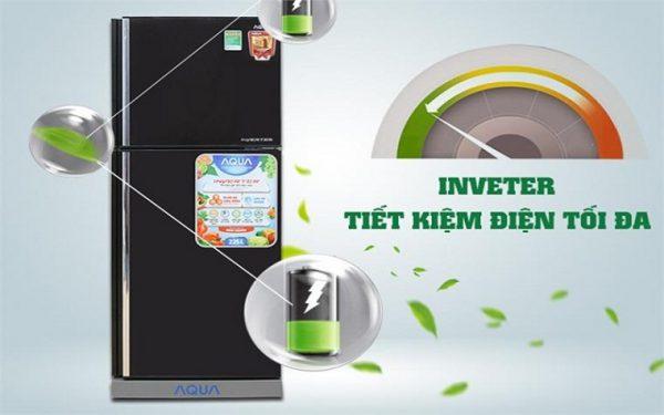 ưu điểm của tủ lạnh inverter